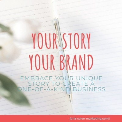 Your Story, Your Brand